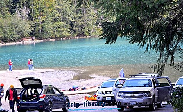 11 tipptasemel laagrit Põhja-Cascades'i rahvuspargis