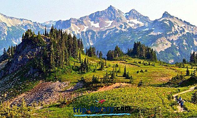 12 Najbolje ocijenjenih kampova u državi Washington