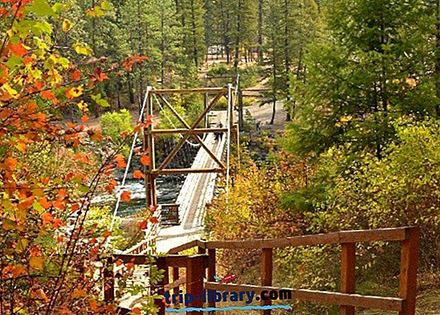 Nejlépe hodnocené kempy poblíž Spokane