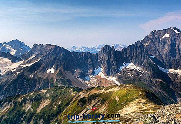 9 جولات على الأقدام في متنزه North Cascades الوطني