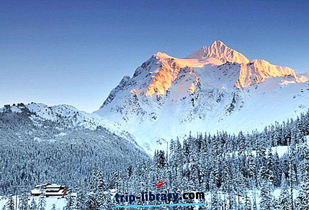 10 nejlepších lyžařských středisek ve státě Washington