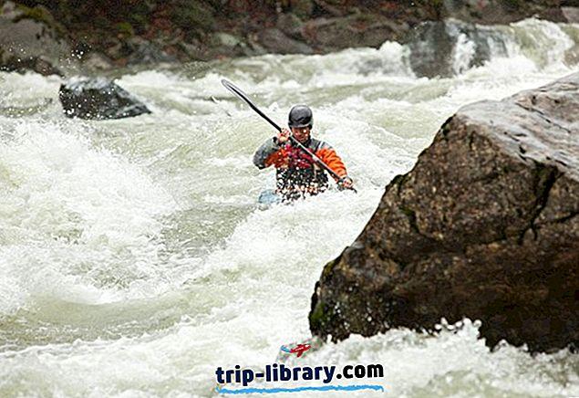 7 Top-Rated White Water Rafting και καγιάκ περιπέτειες στην Ουάσινγκτον