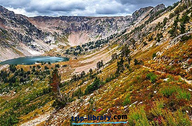 10 topprankade vandringsleder i Jackson Hole