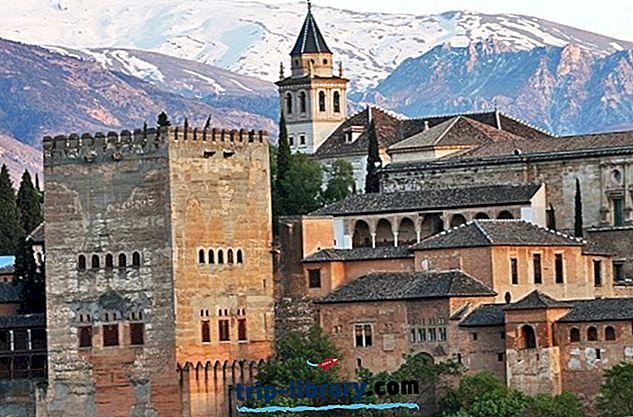 Besøg Alhambra: 12 Top seværdigheder, tips og ture