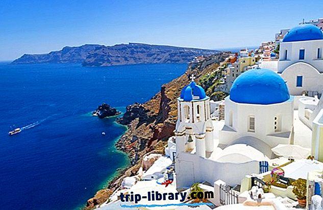 15 bestbewertete griechische Inseln