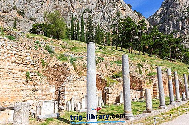 Een bezoek aan Delphi uit Athene: hoogtepunten, tips & tours