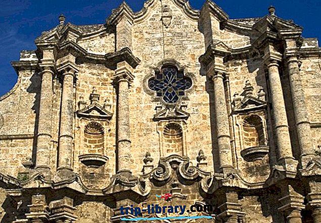 11 nejlepších turistických atrakcí ve městě Stará Havana (Habana Vieja)
