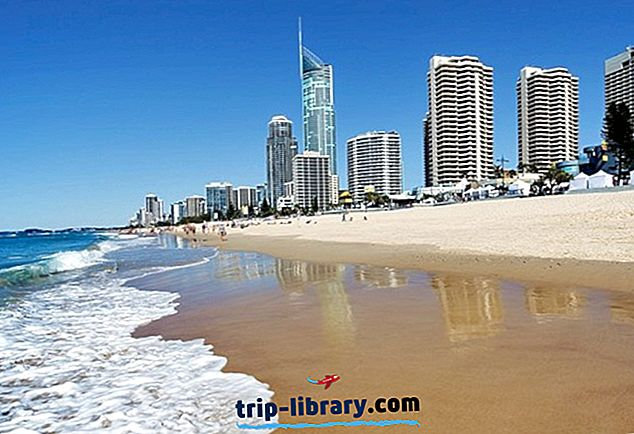 12 Top-rated turistattraktioner på Gold Coast, Australien