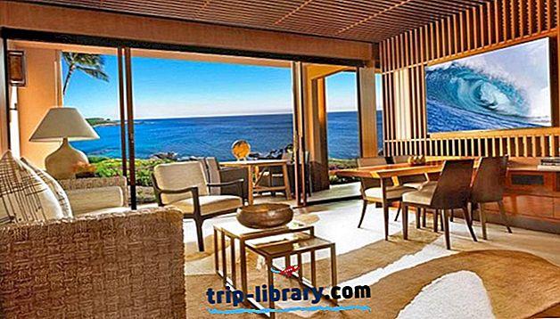 14 førsteklasses resorts i Hawaii