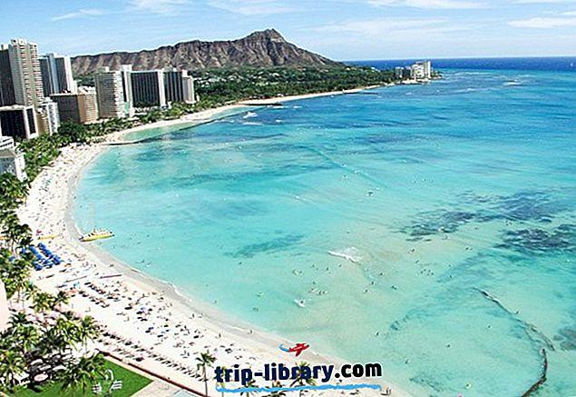 Kus peatuda Honolulus: parimad piirkonnad ja hotellid, 2018
