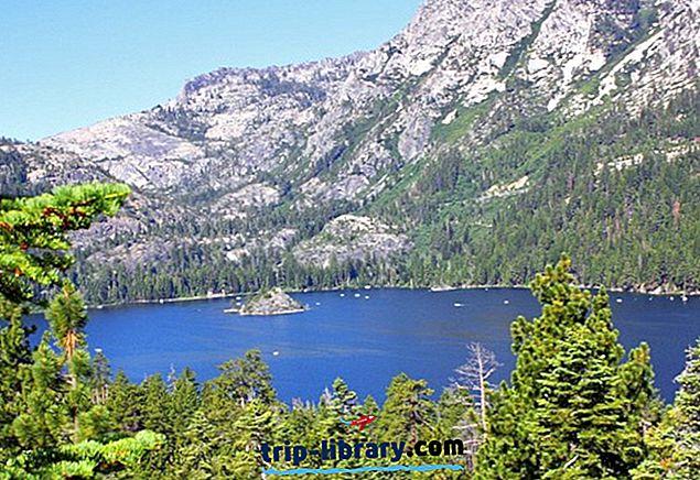 10 κορυφαία αξιοθέατα της λίμνης Tahoe