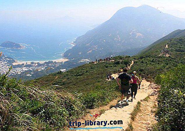 5 Top-Rike Hikes & Walks Honkongā