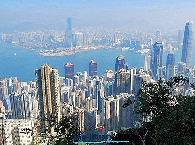 Hong Kong'da Nerede Kalınır: En İyi Alanlar ve Oteller