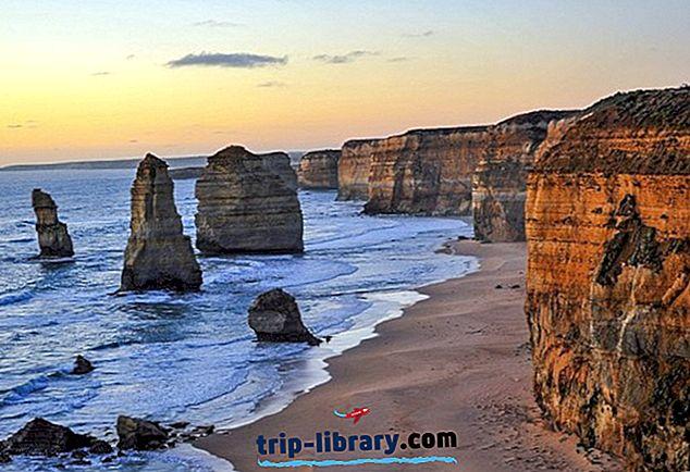 14 suurimat turismiobjektit Great Ocean Roadil