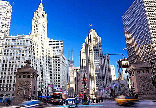 シカゴでの滞在先:ベストエリア&ホテル、2019