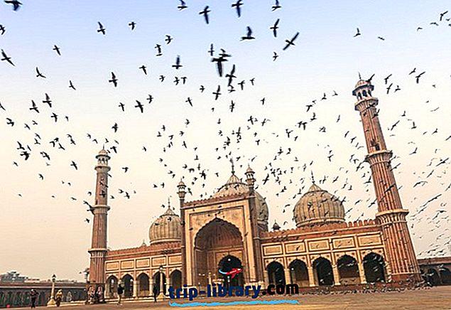 Gdje odsjesti u Delhiju: najbolja područja i hoteli, 2018
