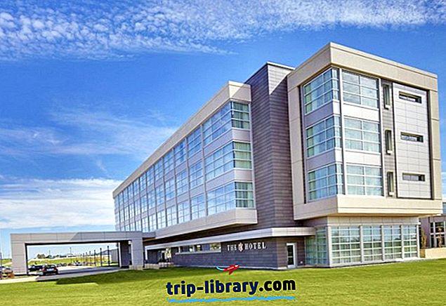 15 Toppklassiga hotell i Cedar Rapids