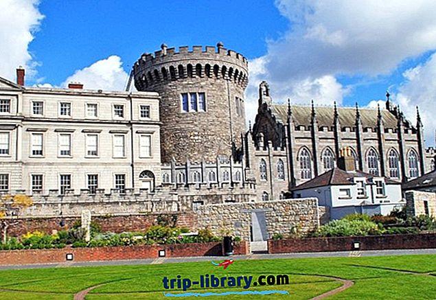 12 Topprankade Slott i Irland
