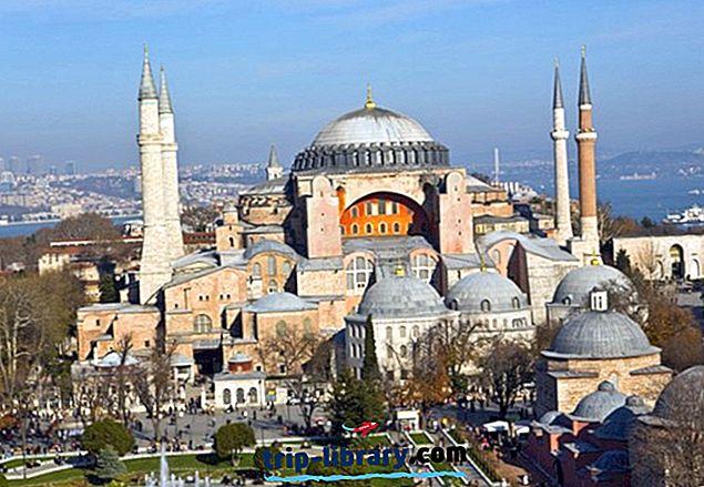 Raziskovanje Hagije Sofije (Aya Sofya): Vodič za obiskovalce