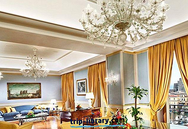 ナポリでおすすめの家族向けホテル