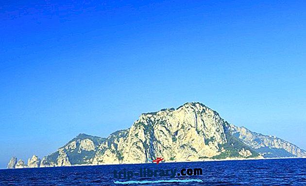 11 Hoogwaardige toeristische attracties in Capri