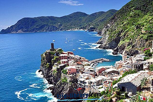 Besök de 5 städerna i Cinque Terre: Den väsentliga guiden