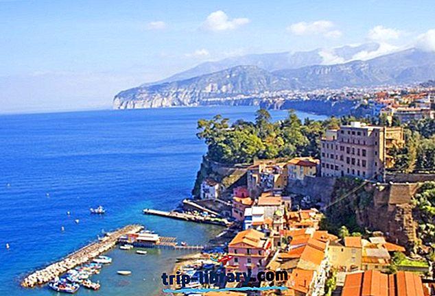 10 điểm du lịch được xếp hạng hàng đầu tại Sorrento