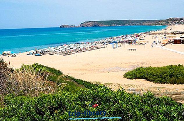 13 populiariausių paplūdimio vietų Italijoje, 2019 m