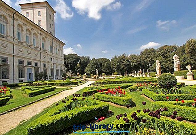ローマの12大評価の博物館と宮殿