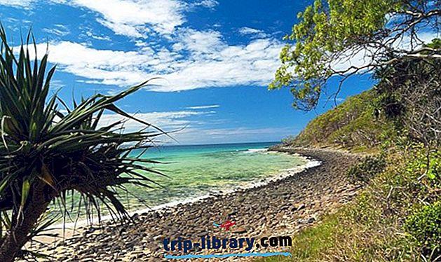 11 Najbolje ocijenjenih turističkih atrakcija na Sunshine Coast, Australija