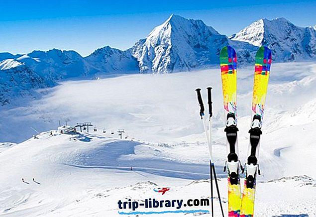13 इटली में टॉप-रेटेड स्की रिसॉर्ट, 2019