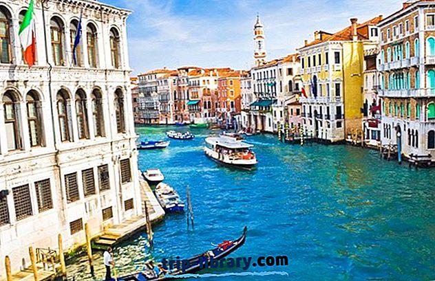 Benátky s dětmi: 12 Top Co dělat