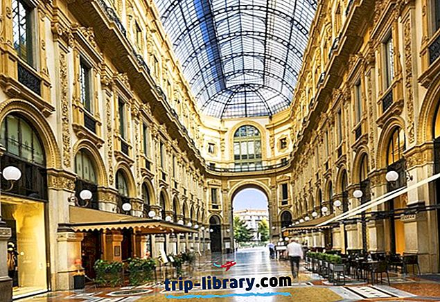 Tempat tinggal di Milan: Kawasan & Hotel Terbaik, 2018