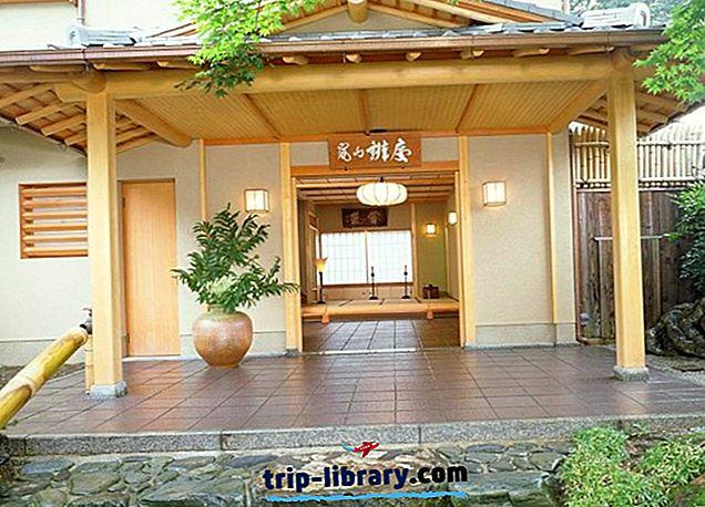 12 populiariausių vietų apsistoti Kioto mieste