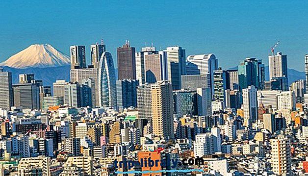 Var att bo i Tokyo: Bästa områden och hotell, 2019