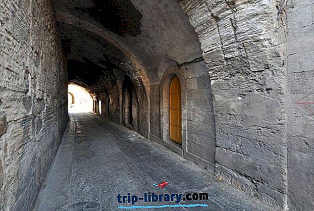 Naršyti Jeruzalės armėnų kvartalą: lankytojų vadovą
