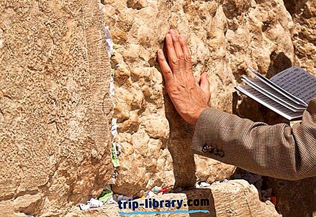 Istraživanje Zid plača i židovske četvrti: Vodič za posjetitelje