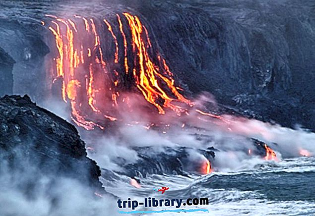 14 najbolj priljubljenih turističnih znamenitosti na Big Hawaii