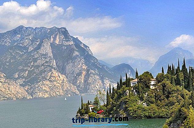 10 populiariausių lankytinų vietų aplink Gardos ežerą