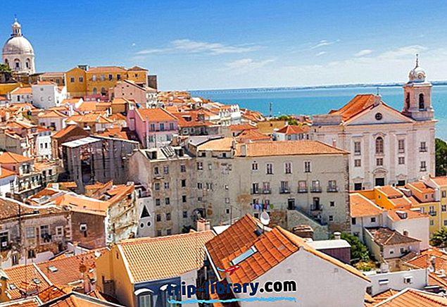 Stará štvrť v Lisabone: 11 Hlavné atrakcie, výlety a hotely v blízkosti