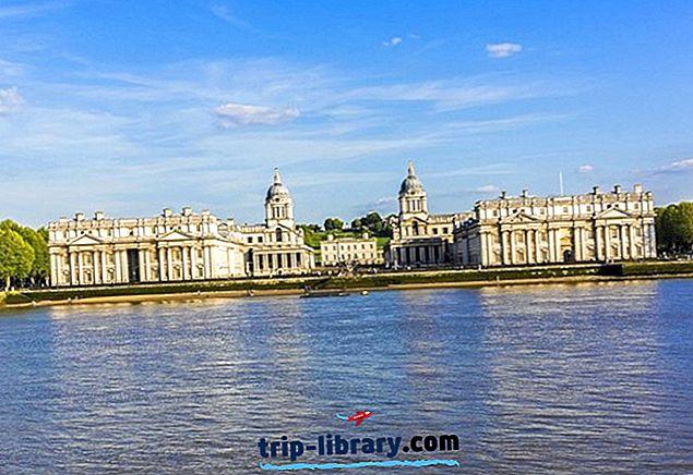ロンドンのグリニッジ&ドックランズ地区の16のトップ評価の観光スポット
