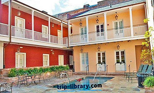 19 legnépszerűbb szállodák New Orleans-ban