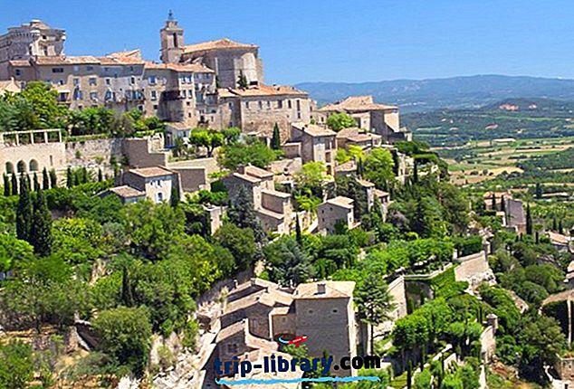 12 Nejlépe hodnocené atrakce Parc Naturel Régional du Luberon, Provence