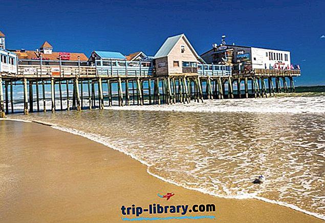 7 playas mejor valoradas cerca de Portland, Maine