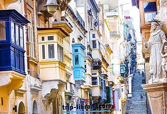 マルタでの滞在先:ベストエリア&ホテル