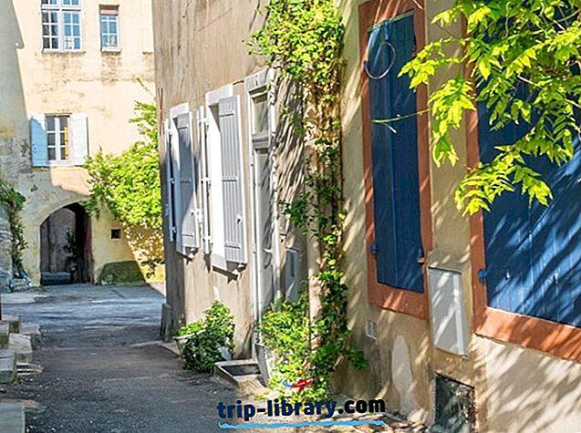 9 viagens de um dia com melhores classificações partindo de Marselha