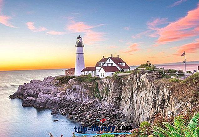 ボストンからの週末旅行者ランキングトップ10
