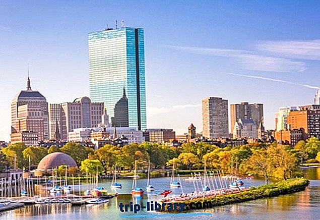 12 Najlepšie hodnotené víkendové pobyty v Massachusetts