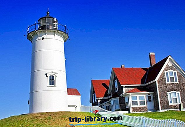 Kur apsistoti Cape Cod: Best Areas & Hotels, 2018 m