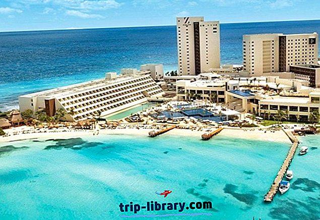12 Bedst bedømte Resorts i Cancun til familier